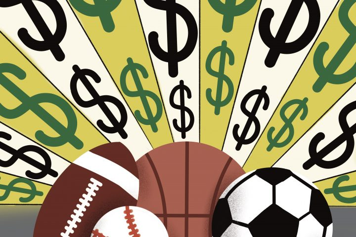 Paying student-athletes helps prepare for life after college