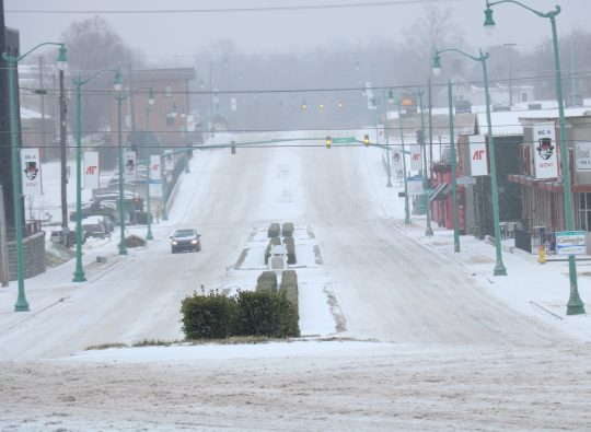Continue to stay off roads if you can, county sheriff says