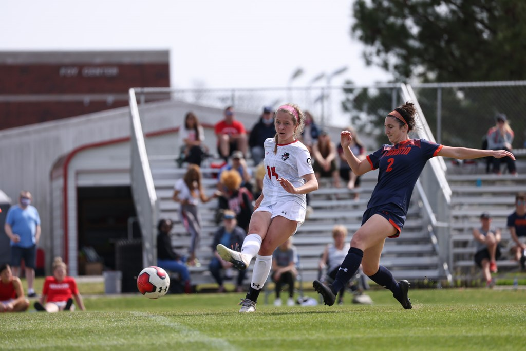 Tori Case started in all 10 games as a freshman this spring. CARDER HENRY   APSU ATHLETICS