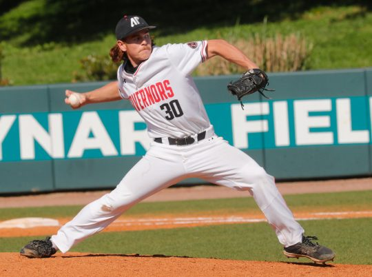 Pitching plateaus in series loss to Arkansas State