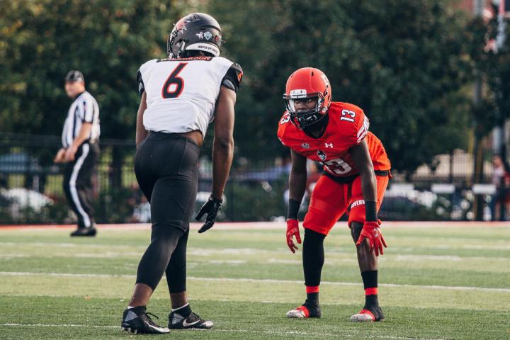 Kordell Jackson keeps championship aspirations alive in final collegiate season