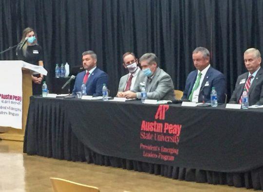 Local leaders discuss pandemic response, city's future at Poli-Talk panel