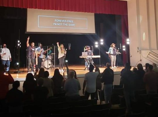 LifePoint Church at Austin Peay brings community to campus life